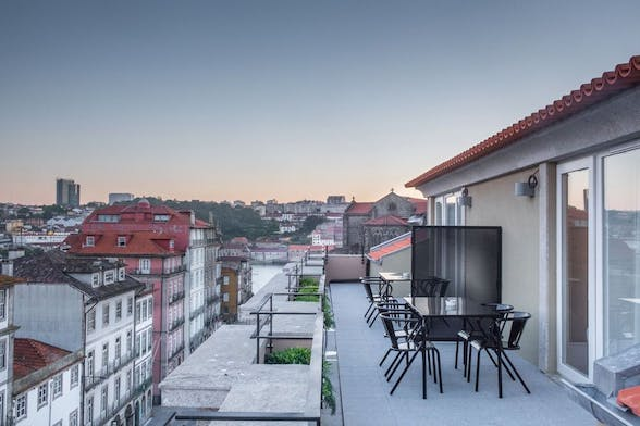 The House Ribeira Porto Hotel